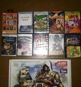 Sega Super X Drive и 21 игра