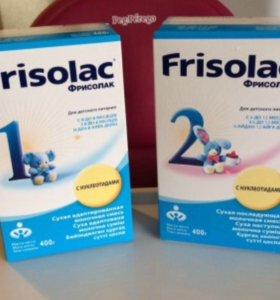 Детская смесь Фрисолак (Frisolac) 1-2