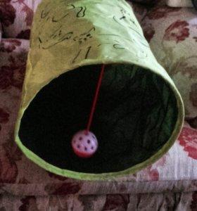 Тунель для котов и кошек