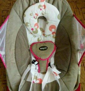 Шезлонг-качели Baby Care Balancelle