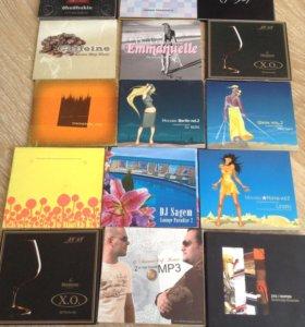 CD компакт диски