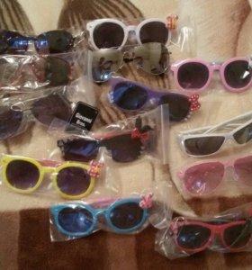 Новые детские очки