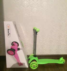 Самокат 21st scooter mini