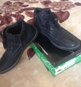 Демисезонные ботинки 43 р-р