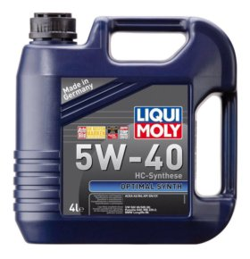 Масло моторное LIQUI MOLY Optimal Synth 5w-40