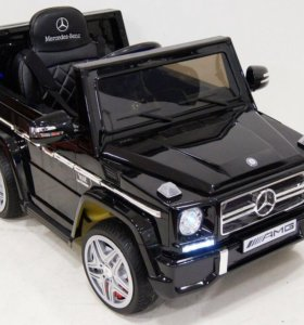 Электромобиль детский Mercedes-Benz-G-65 L528