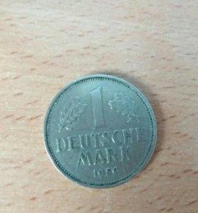 1 DEUTSCHE MARK 1950