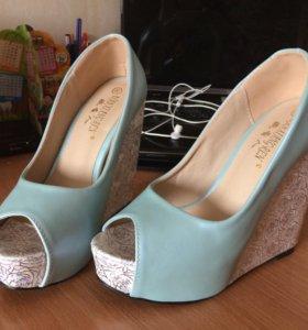 Туфли на каблуке💜36