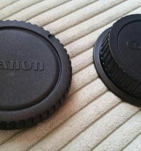 крышки для объектива Canon