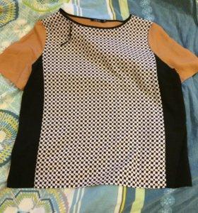 Новая блузка 48-50 размер, Обмен