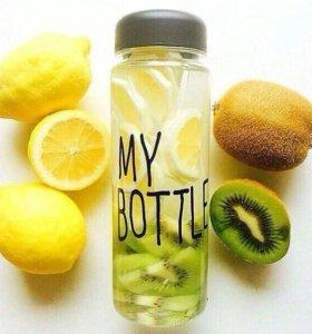 Бутылка под воду