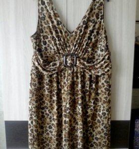 Платье 56-58р