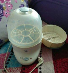 Стерилизатор для бутылочек и пароварка