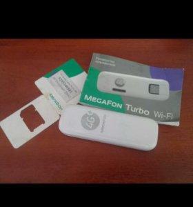 Модем Мегафон Turbo wi-fi