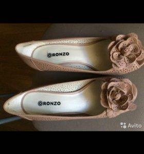 Туфли красивые и удобные