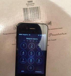 iPhone 4S 16 gig.