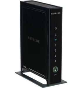 NETGEAR N300 WiFi Router (WNR2000)