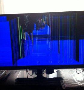 Жк телевизор на запчасти