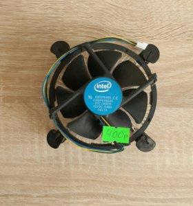 Система охлаждения-кулер на процессор