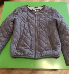 Курточка унисекс на теплой подкладке