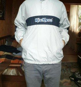 Куртка анорак Kickers