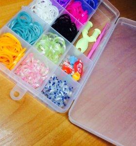 Резиночка для плетения браслетов