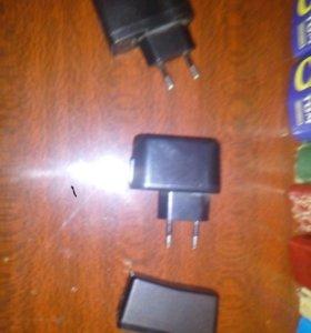 Вилки для входа в розетку(без USB)
