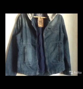 Colin's Loft джинсовая куртка р,M