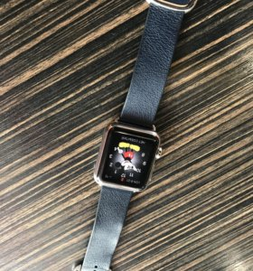 Часы apple 1
