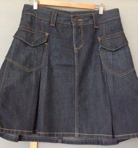 """Женская джинсовая юбка """"Wrangler """"оригинал"""