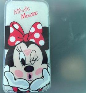 Чехол iPhone 6 мики маус