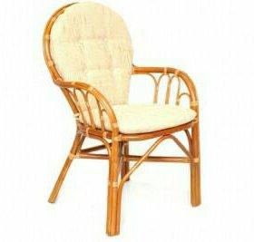 Плетеные из ротанга кресла