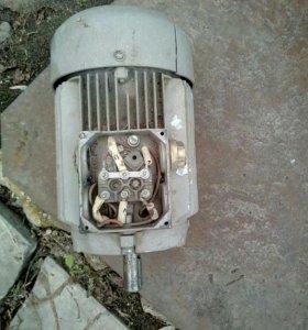 Электродаигатель