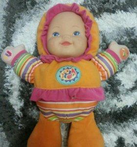 Музыкальные игрушки (кукла, пианино)