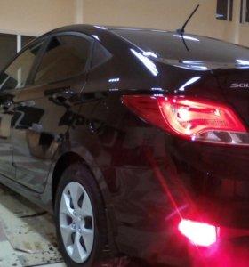 Hyundai solaris 1.4 акпп