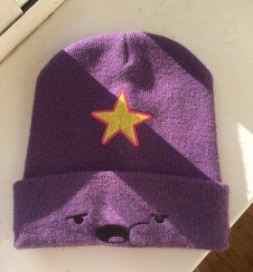 шапка пупырка