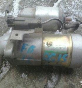 Стартер на мотор QG 13 15 18