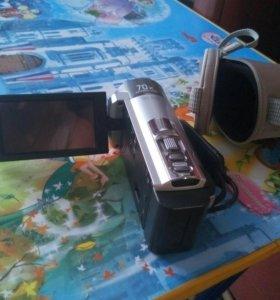 Цифровая видеокамера sony DCR-SX85