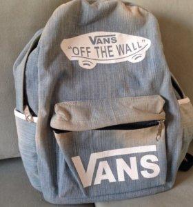 рюкзак vans of the wall
