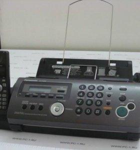 KX-FC228 Факс/Телефон + две трубки с базой