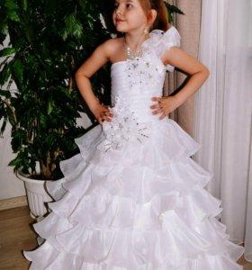 Шикарные детские платья на прокат