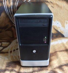 i3-6100/4Gb DDR4/320 HDD/400W