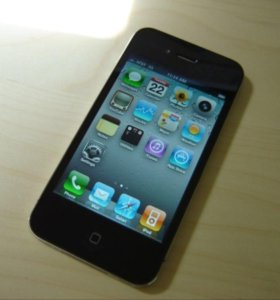 Айфон 4 16gb Чёрный