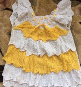 Платье детское на 3 года