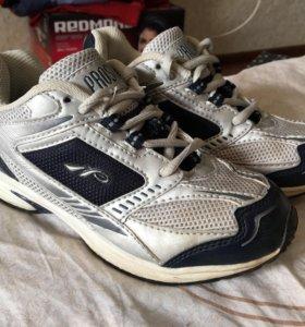 Кроссовки, размер 32 как новые