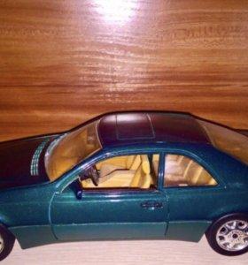 Mercedes-Benz 600 SEC C140
