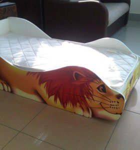 Кроватка Лев