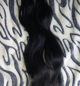 Закапсулированные волосы