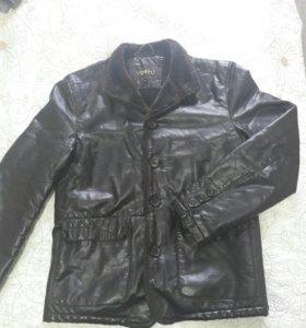 Куртка из кож. заменителя