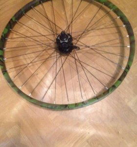 Передние колесо в сборе 26